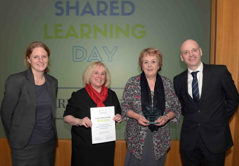 National award for innovative work with county curry houses