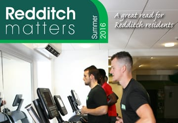 Redditch Matters online now