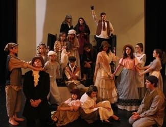 Attend the tale of Sweeney Todd this weekend