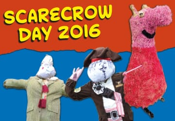 Scarecrow Day returns to Forge Mill