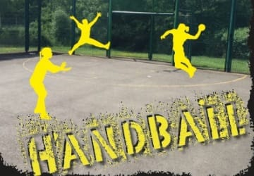 Try your hand at free handball sessions