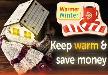 Have a warmer winter in Redditch
