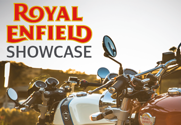 Redditch Showcases Royal Enfield: Past, Present and Future