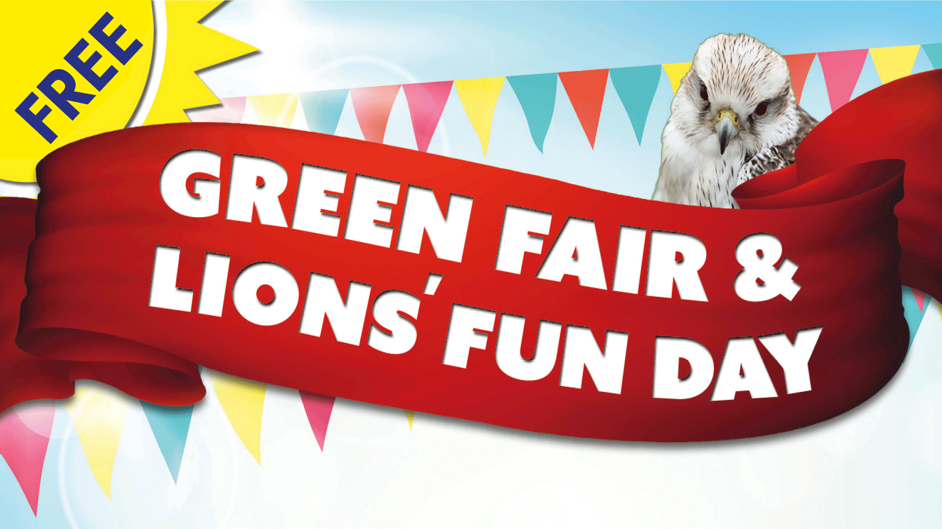 The grass is greener at the Green Fair