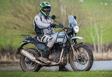 Adventurous Addition To Royal Enfield Showcase