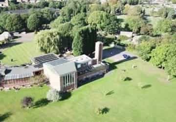 Aerial -view -of -redditch -crematorium -slider