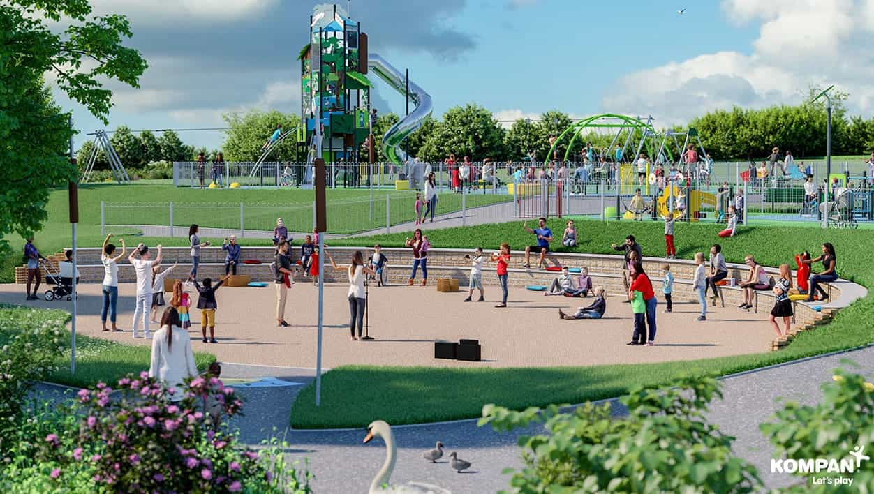 Zip, jump, climb and play with ambitious plans for Arrow Valley